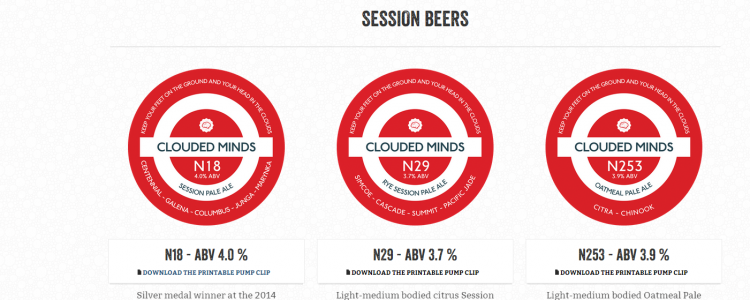 Clouded Minds Ltd   Brewing Co.   London