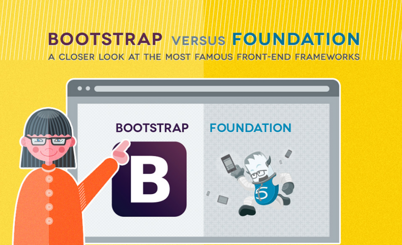 Bootstrap VS Foundation Framework